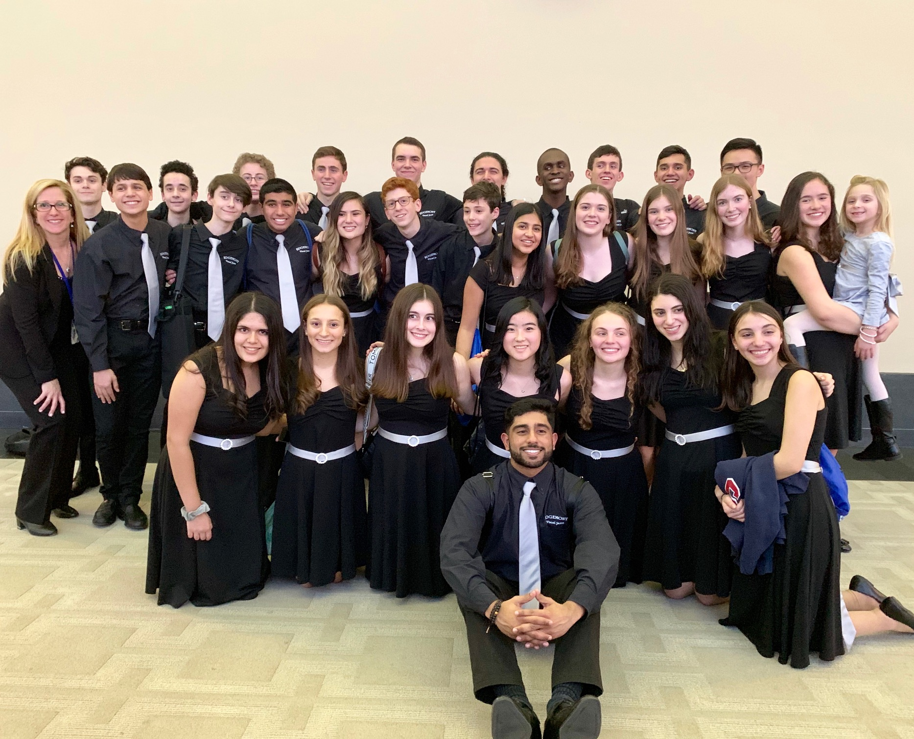 Berklee Jazz Festival 2019- Edgemont Vocal Jazz wins for the sixth consecutive year