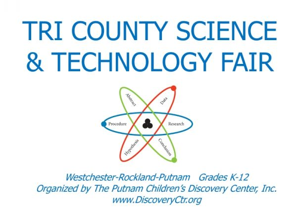 The Tri-County Science and Technology Fair 2019