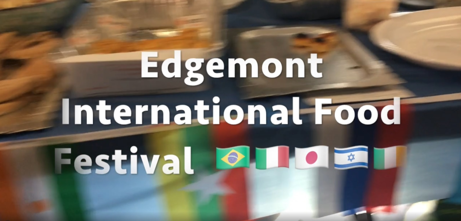 International Food Festival Video