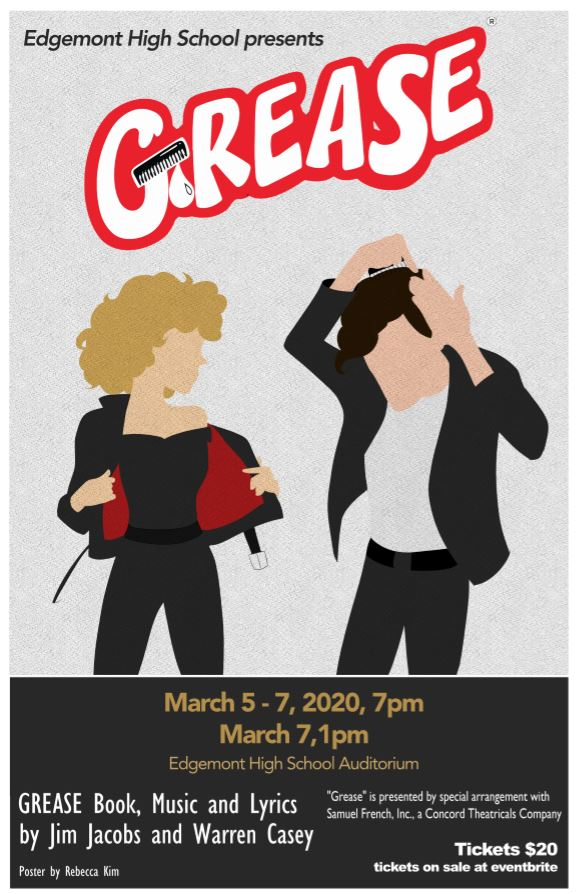 Purchase Tickets for the Grease Performance